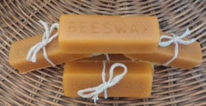 1 oz. Beeswax Bar $3.00